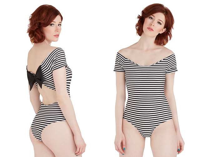 item of the week : Step Right Up One Piece by Lolli Swim