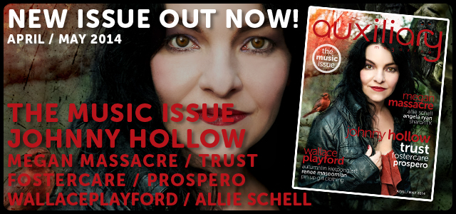 April/May 2014 Issue out now!