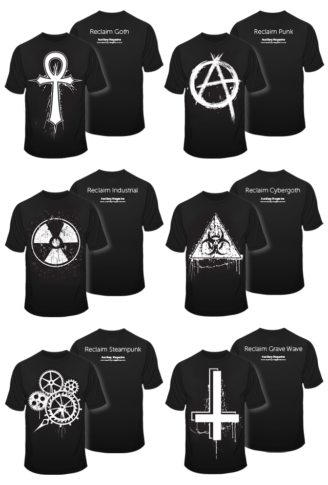 Auxiliary Reclaim T-Shirt Collection