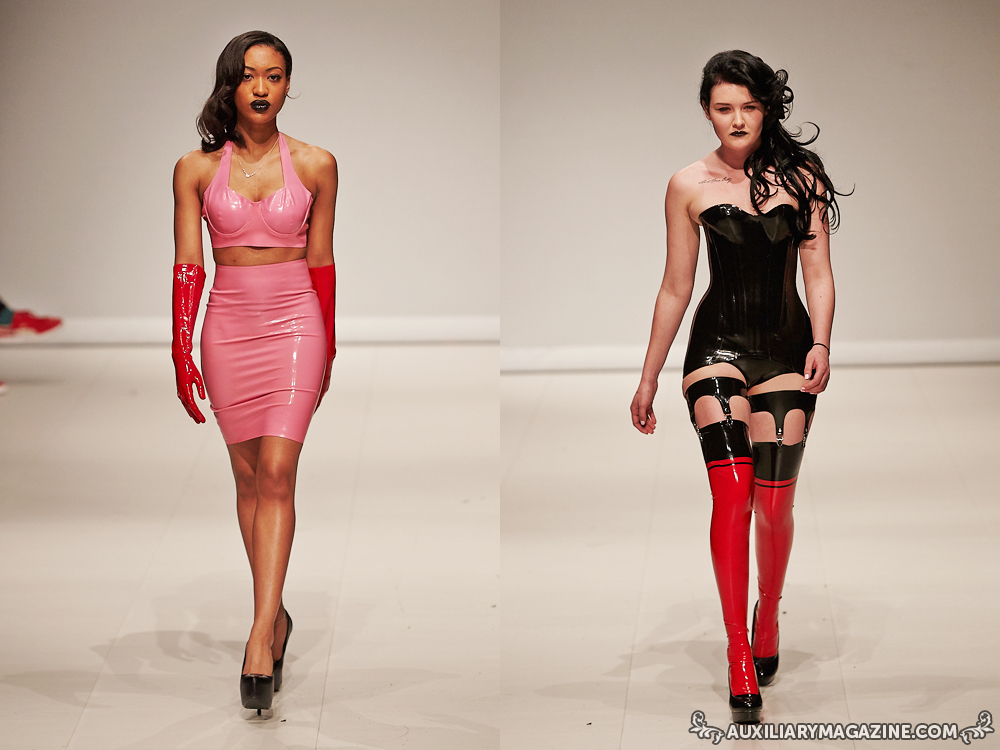 runway : House of Etiquette at FAT 2014