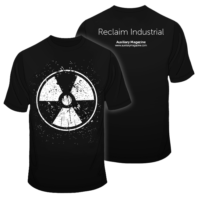 Auxiliary Reclaim Industrial T-Shirt