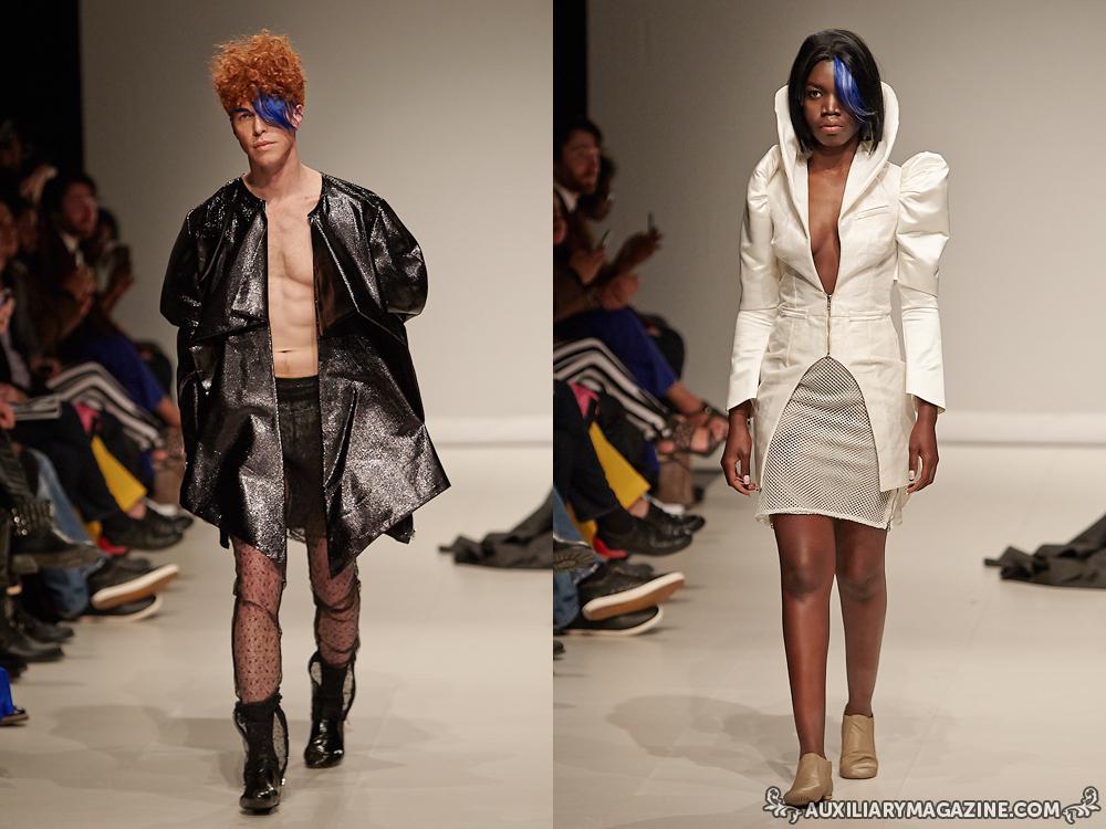 runway : L'uomo Strano at FAT 2014