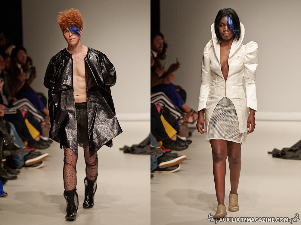 runway : L'uomo Strano at FAT 2014