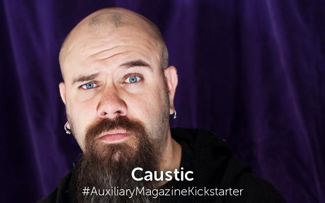 AuxiliaryKickstarterTestimoniaCaustic
