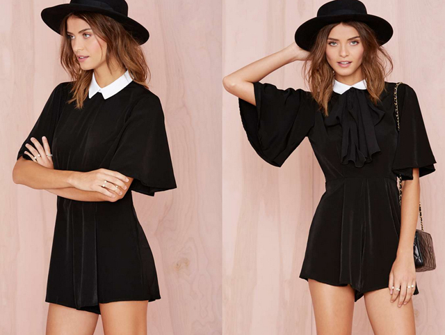item of the week : Melinda Romper by Nasty Gal