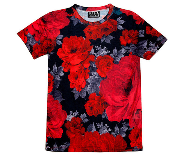 item of the week : Babylon Rose T-Shirt by Kill Star