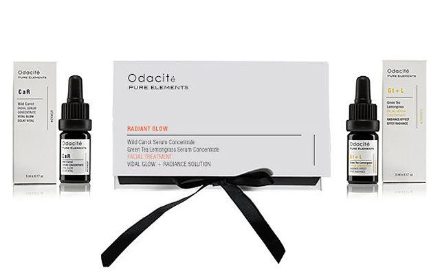 Radiant Glow Gift Set by Odacite