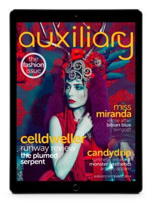 Auxiliary Magazine 35