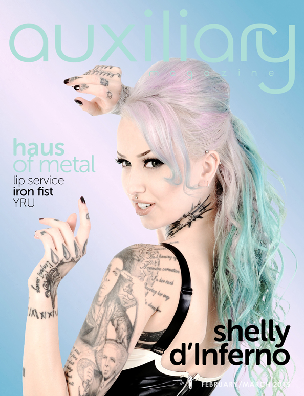 February/March 2015 Issue cover
