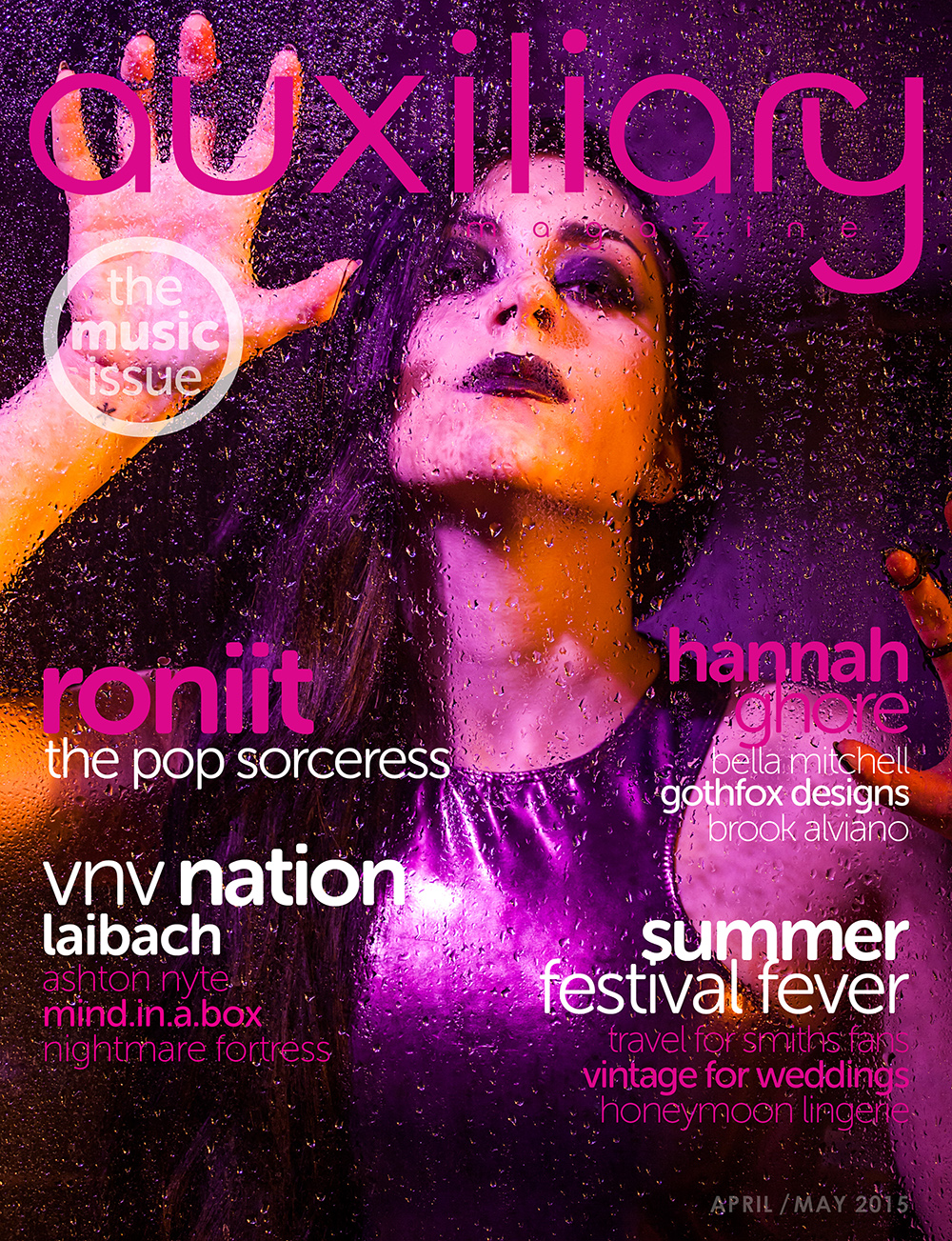 Auxiliary April/May 2015 Cover