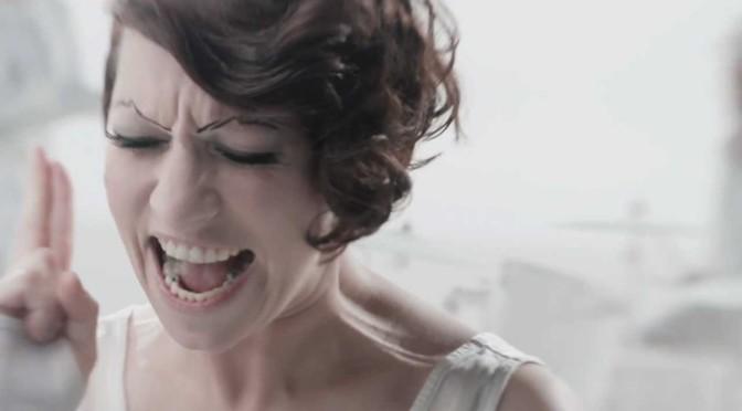 music video : Amanda Palmer – Not the Killing Type