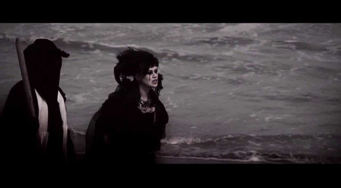 music video : Die So Fluid – Black Blizzard