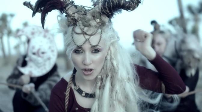 music video premiere : Cindergarden – Lunar Phases