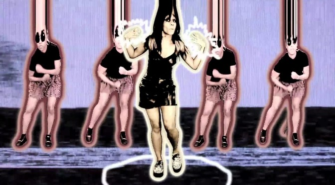 music video : Santigold – Big Mouth