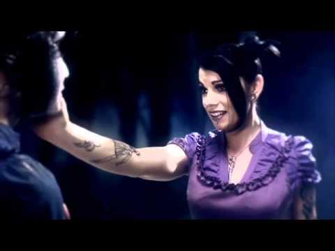 music video : The Birthday Massacre – In The Dark