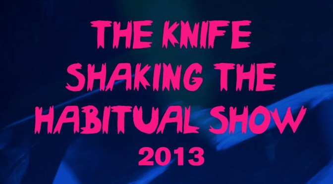 music video : The Knife – Raging Lung