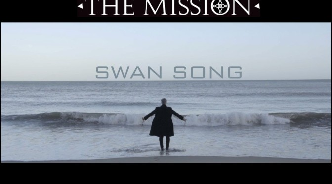music video : The Mission – Swan Song