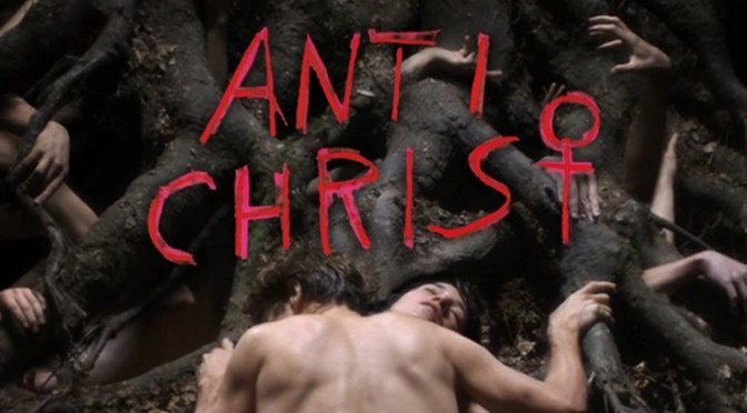 unaussprechlichen kulten : antichrist