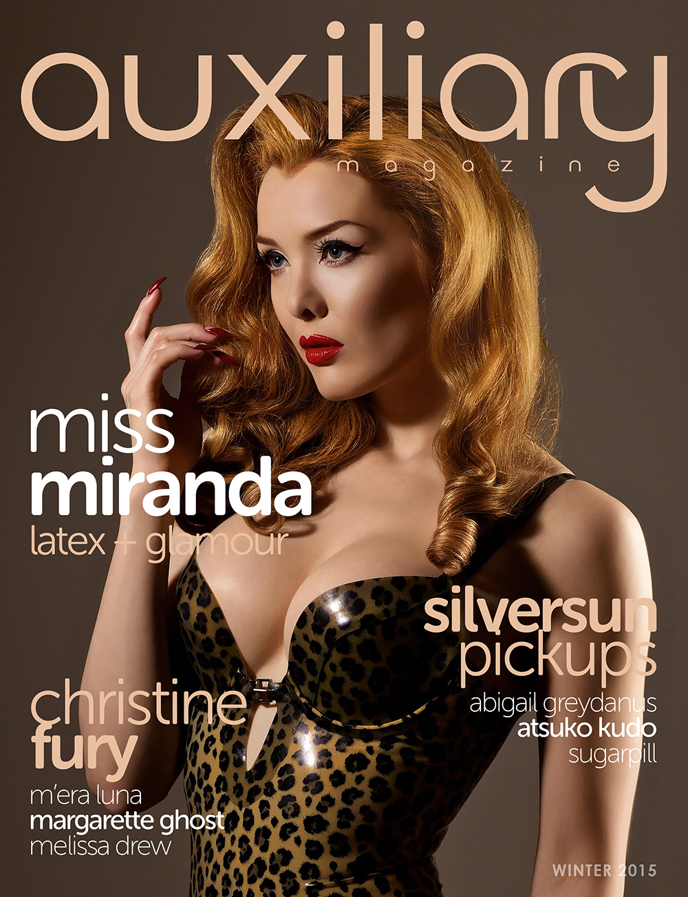 Winter 2015 Issue Cover