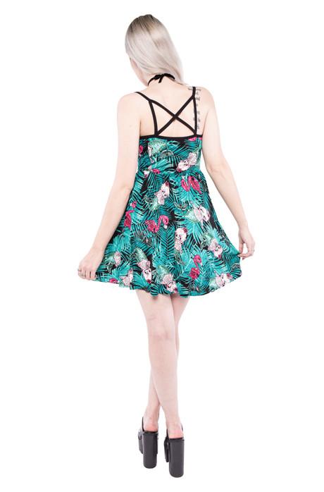 Iron Fist Midnight Mermaid Dress