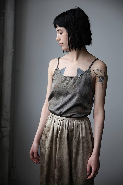 Ovate Spring-Summer 2016 Silk Camisole