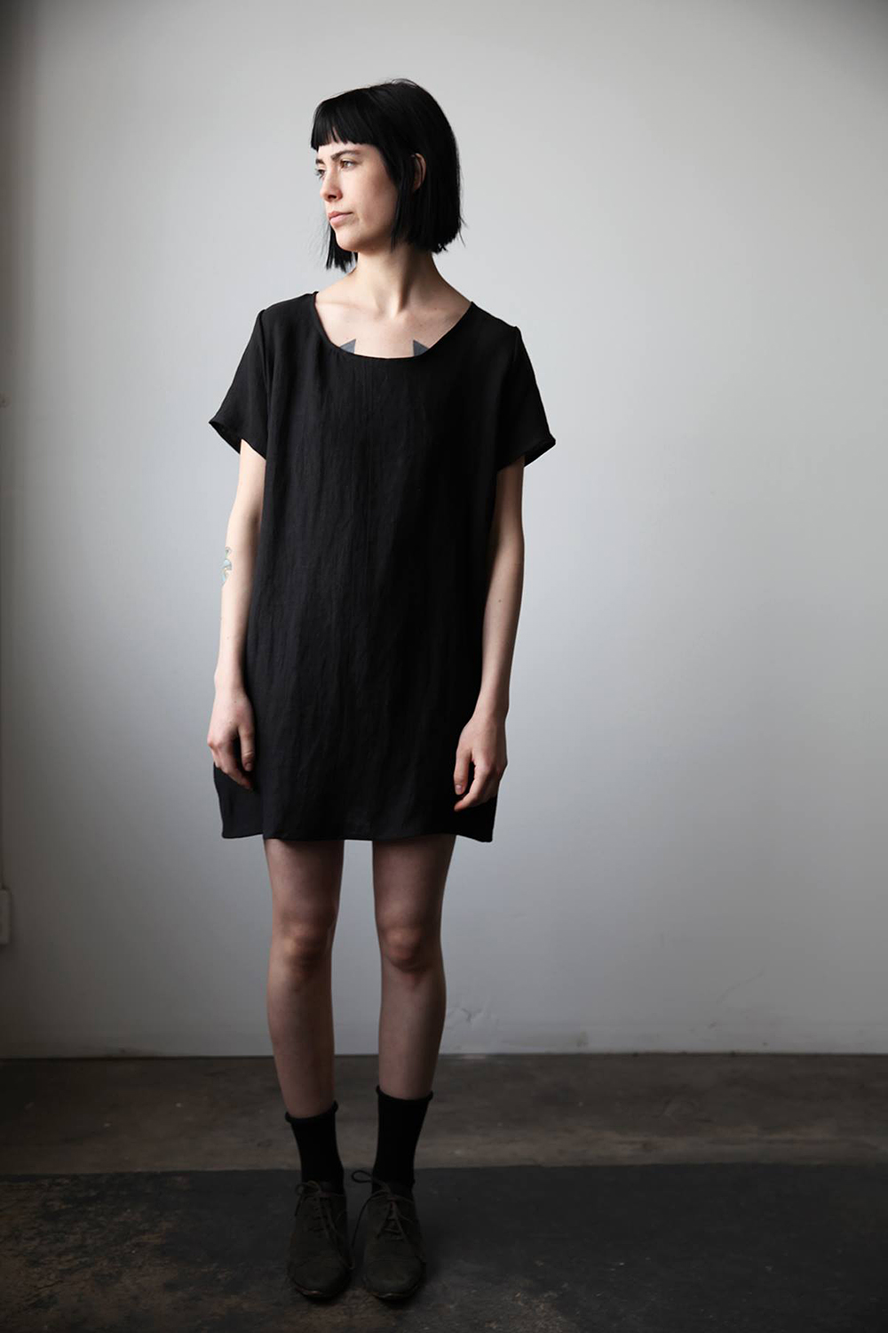 Ovate Spring-Summer 2016 T-Shirt Dress
