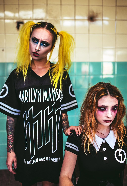 Killstar Marilyn Manson Collection