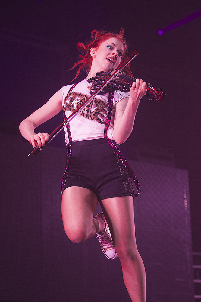 Lindsey Stirling Brave Enough Tour