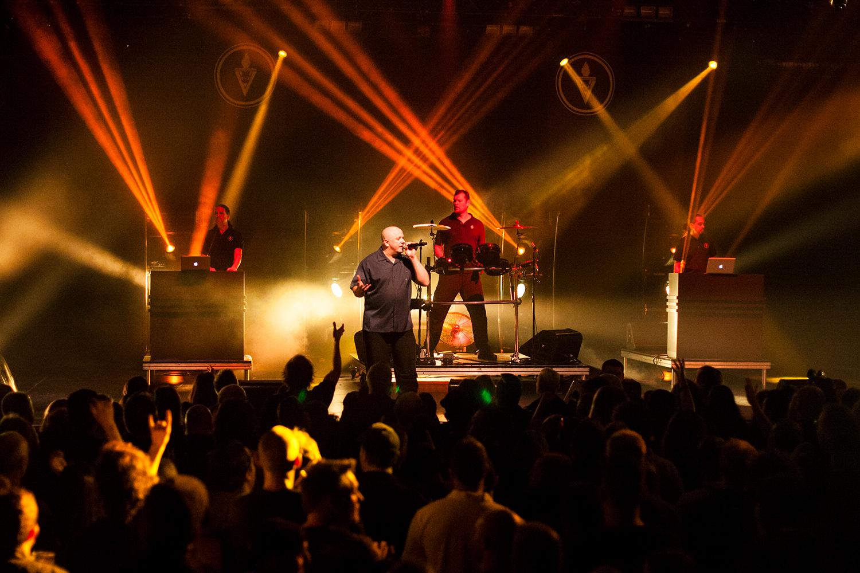 VNV Nation Compendium Tour