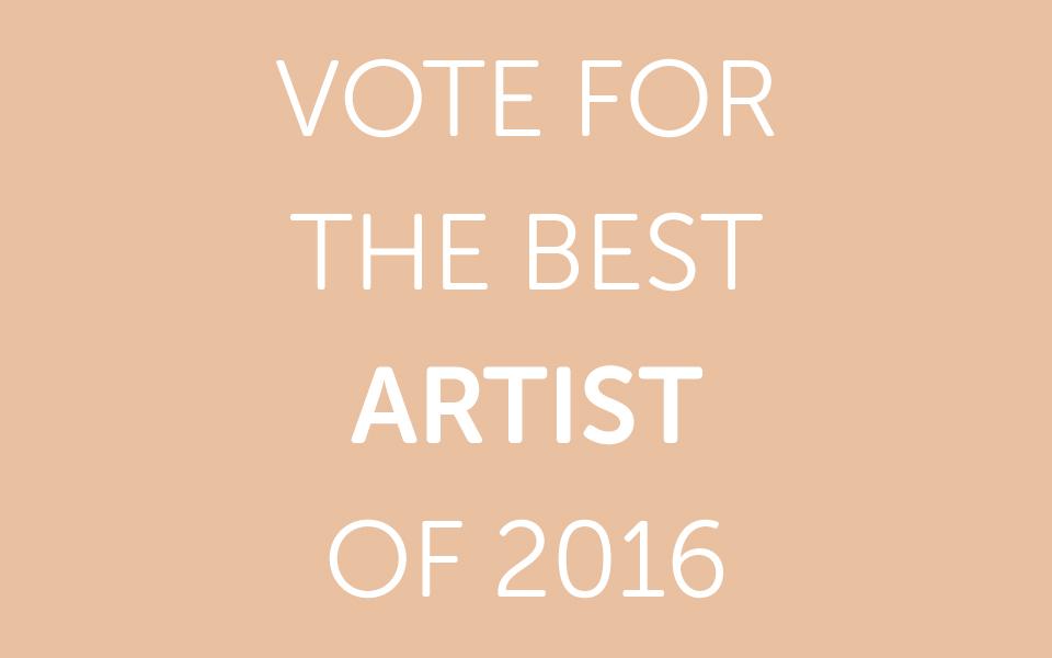 Vote for the Best Alternative Artist of 2016
