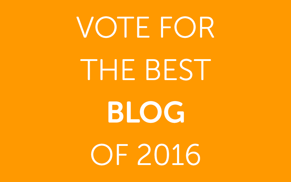 Vote for the Best Alternative Blog of 2016