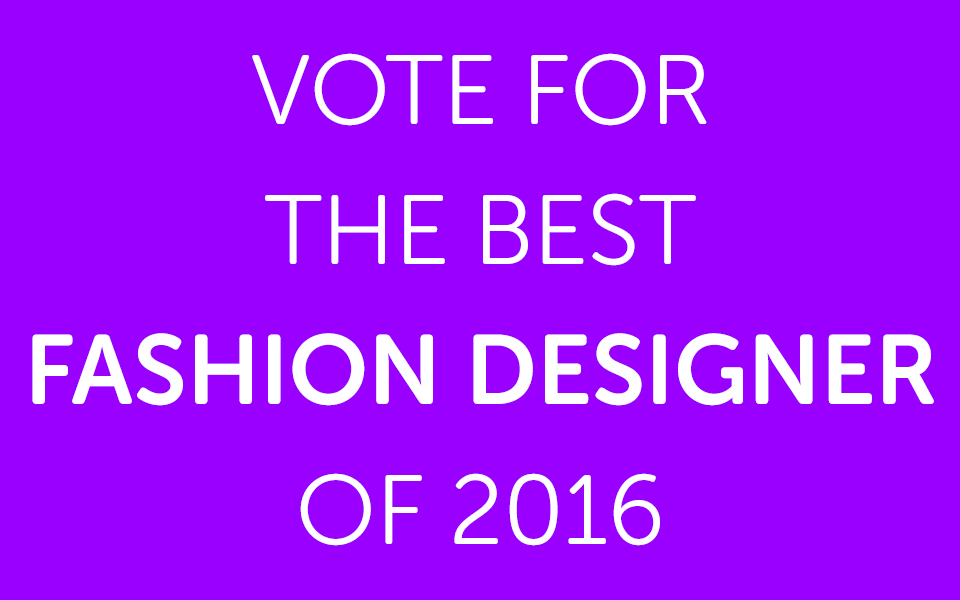 Vote for the Best Alternative Fashion Designer of 2016