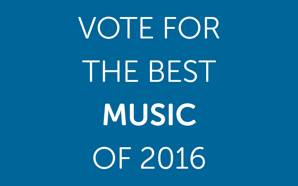 Vote for the Best Alternative Music of 2016