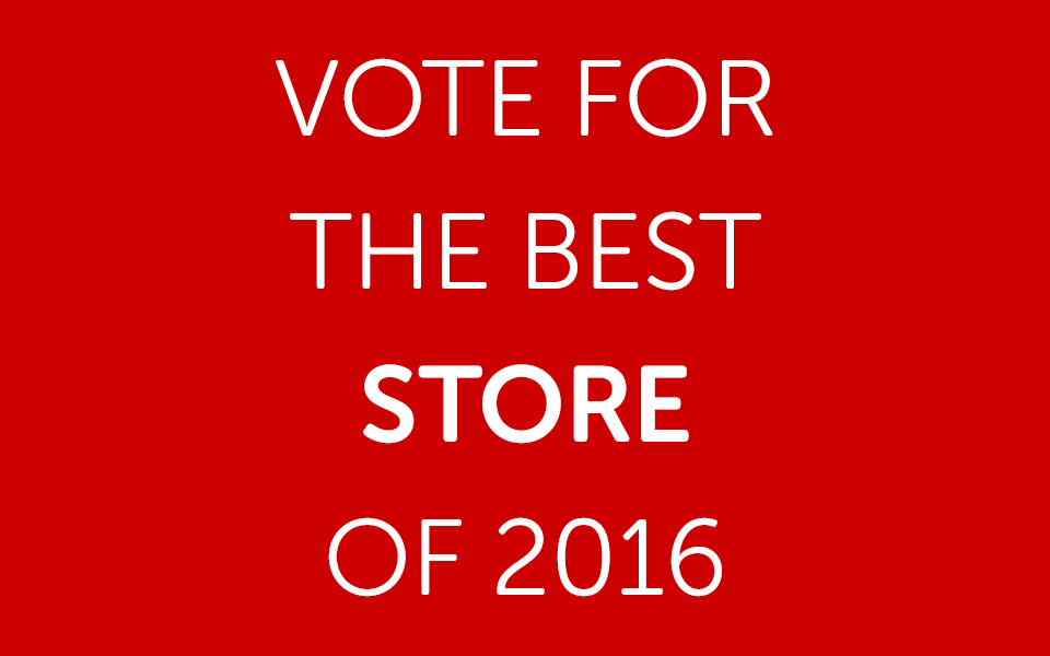 Vote for the Best Alternative Store of 2016
