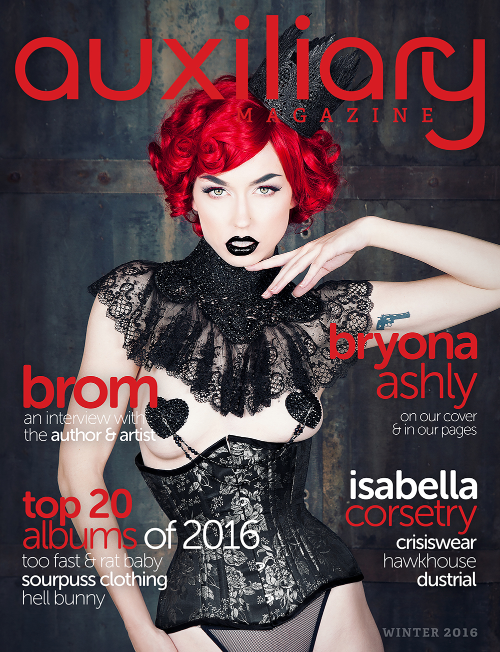 Auxiliary Magazine Winter 2016 Issue