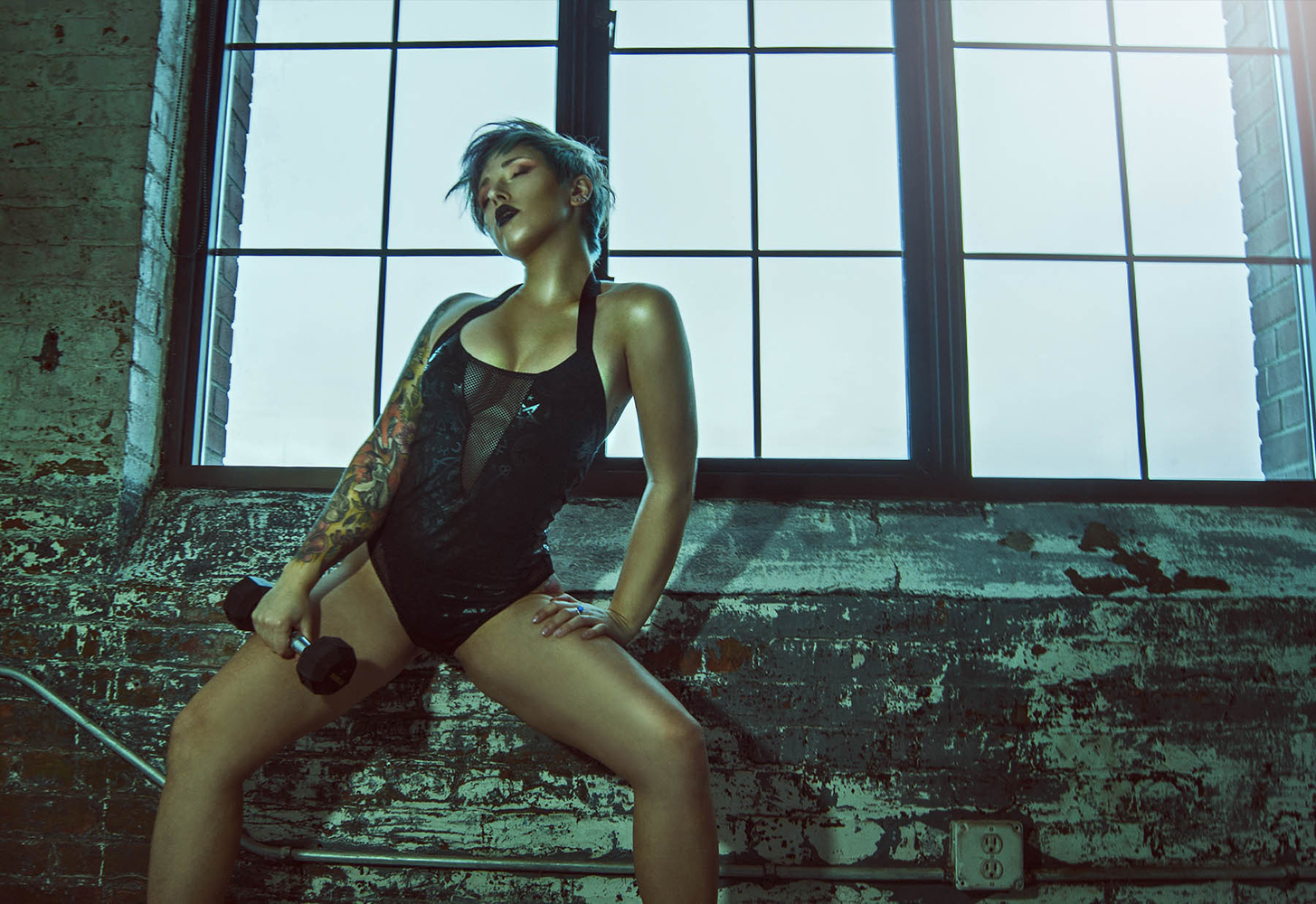 Auxiliary Magazine Killstar Sporty Collection