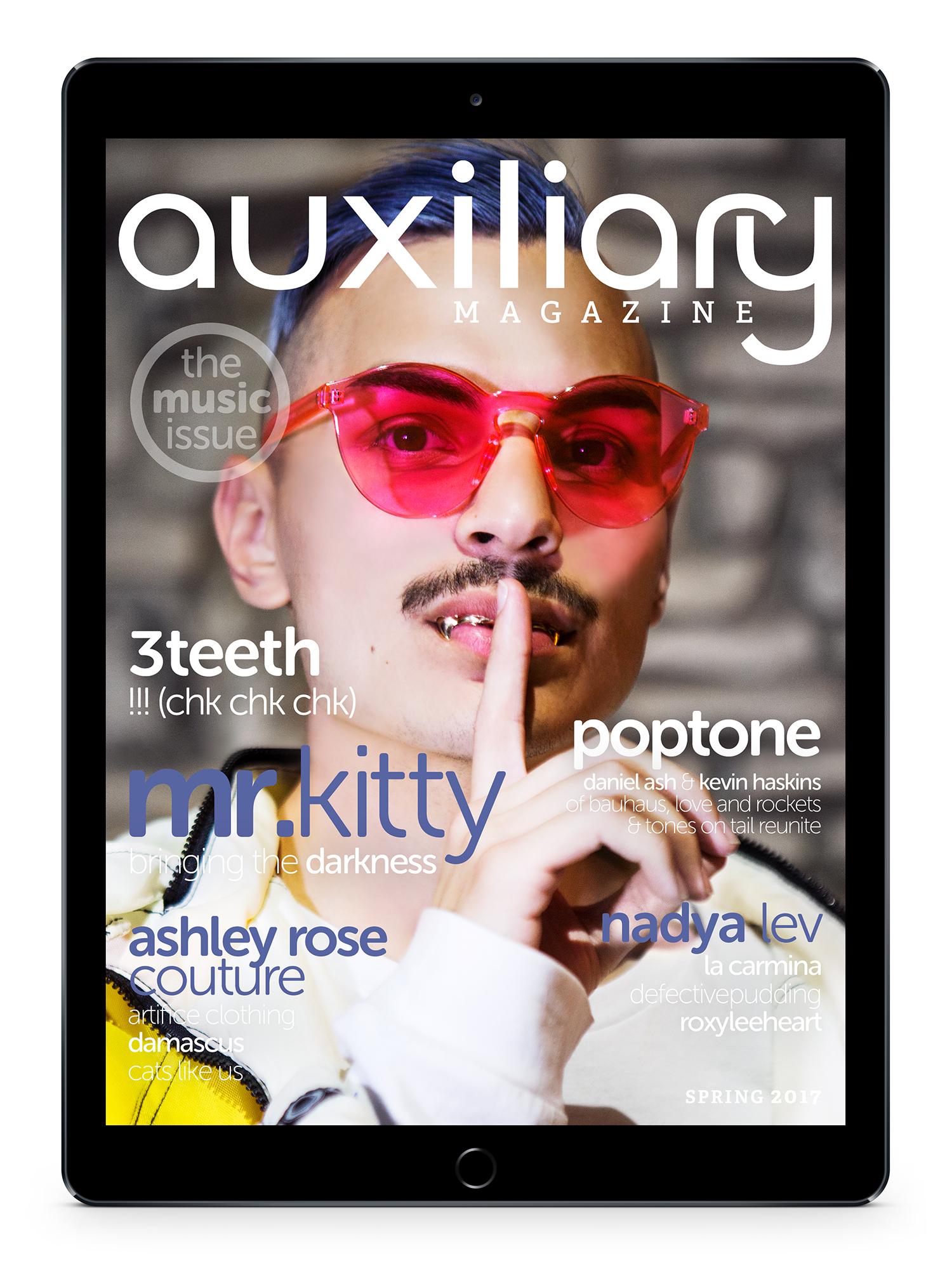 Auxiliary Magazine Spring 2017 Digital Issue