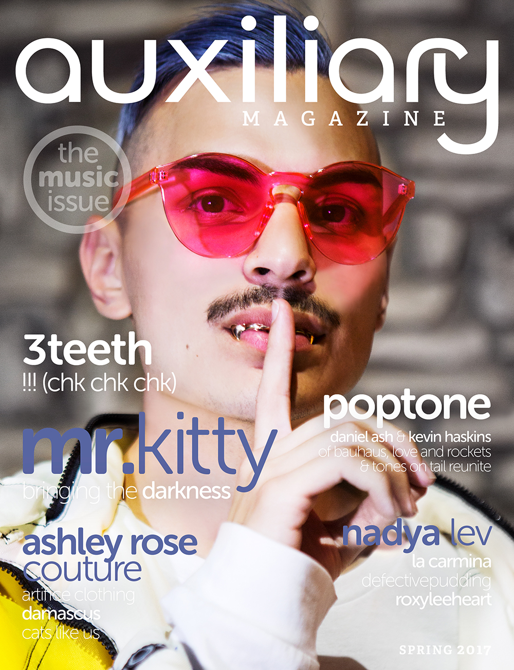 Auxiliary Magazine Spring 2017 Issue