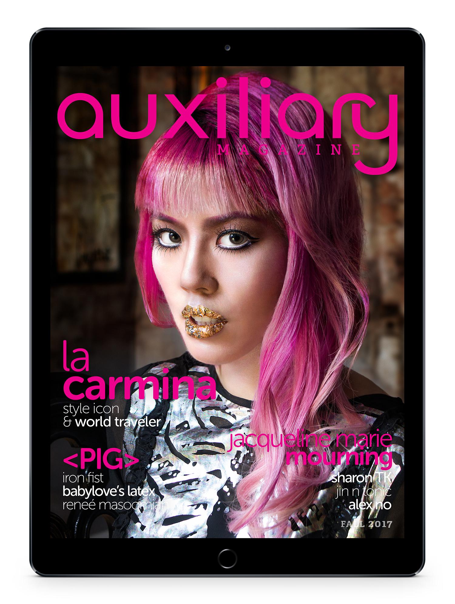 Auxiliary Magazine Fall 2017 Digital Issue