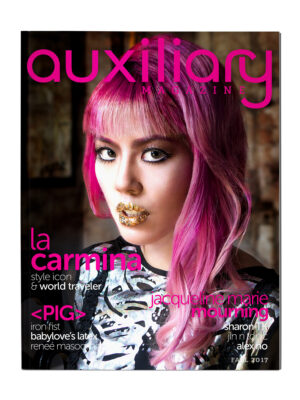 Auxiliary Magazine Fall 2017 Issue