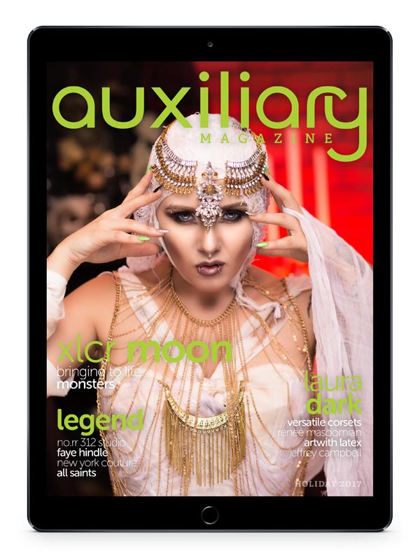 Auxiliary Magazine Holiday 2017 Issue