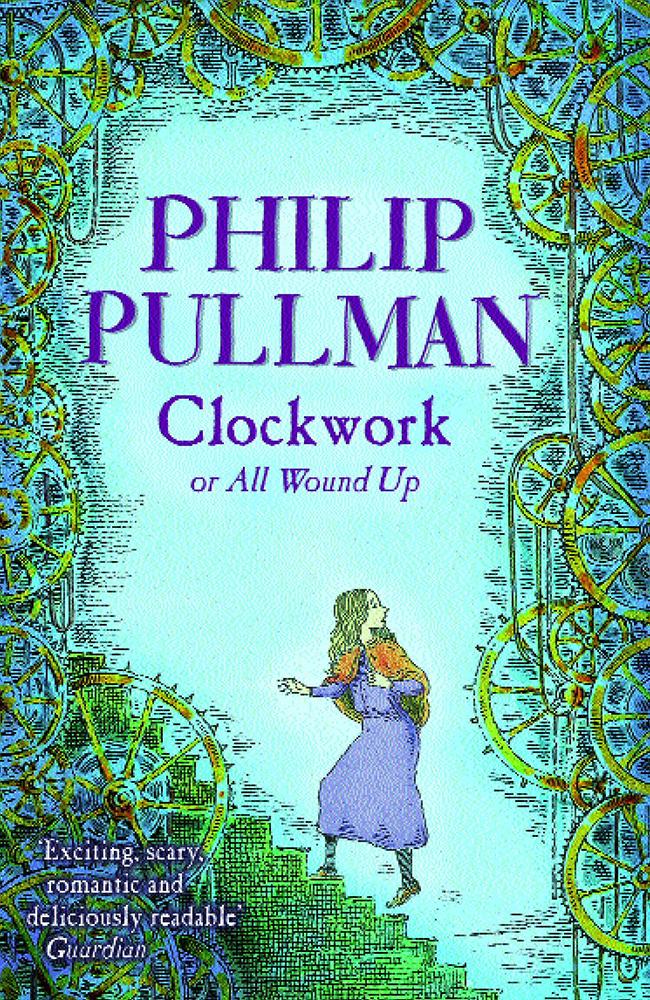 dark fantasy books list Clockwork Philip Pullman