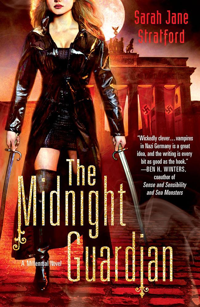 dark fantasy books list The Midnight Guardian Sarah Jane Stratford