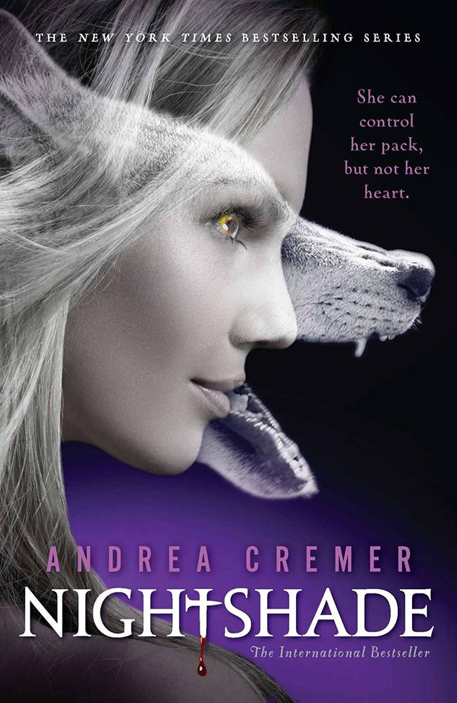 dark fantasy books list Nightshade Andrea Cremer