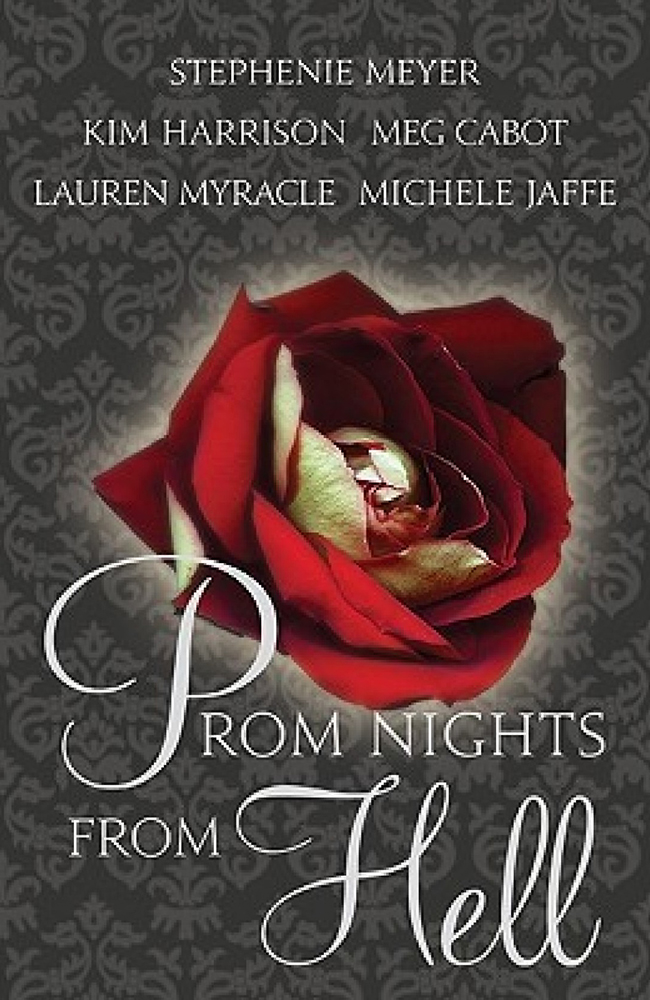 dark fantasy books list Prom Nights from Hell