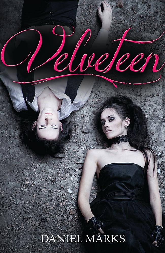 dark fantasy books list Velveteen Daniel Marks