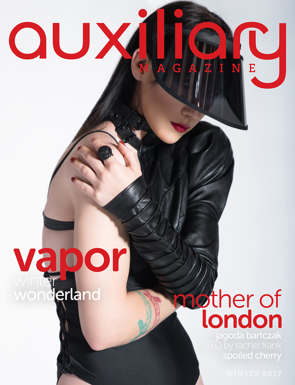 Auxiliary Magazine Winter 2017 Issue