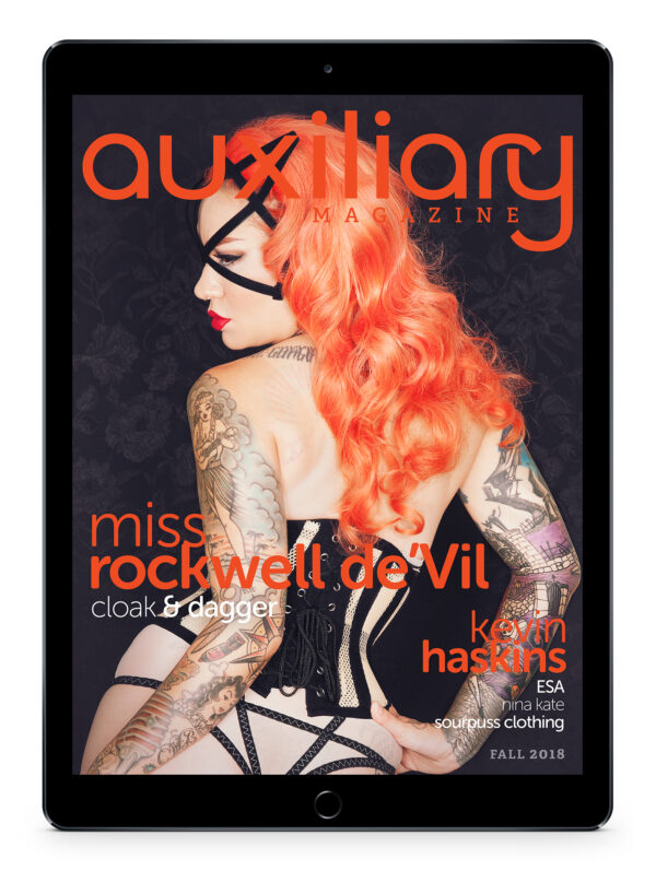Auxiliary Magazine Fall 2018 Issue