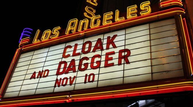 Cloak & Dagger Festival 2018