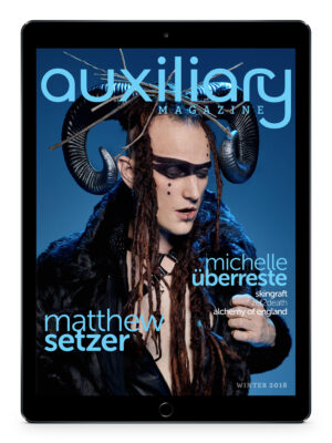 Auxiliary Magazine Winter 2018 Issue